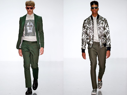 A. Sauvage Spring/Summer 2015