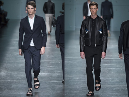 Fendi Men's Spring/Summer 2015