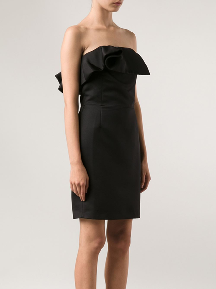 Viktor & Rolf Ruffle Mini Dress