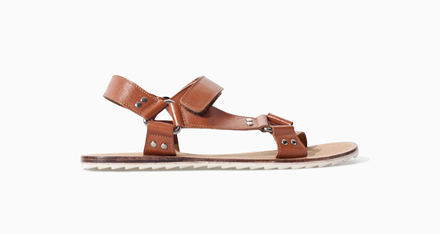 Zara Sandal with Buckles