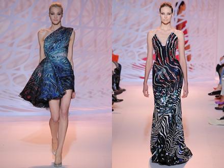 Zuhair Murad Autumn/Winter 2014 couture