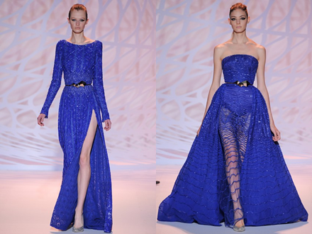 Zuhair Murad Autumn/Winter 2014 couture+