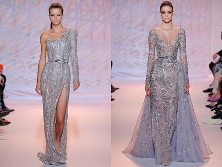 Zuhair Murad Autumn/Winter 2014 couture
