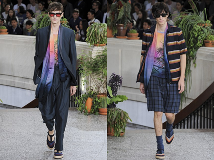 Paul Smith Spring/Summer 2015