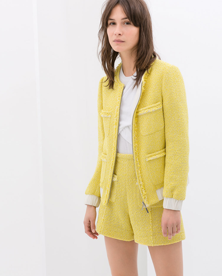 Zara Cardigan with Patch Pockets