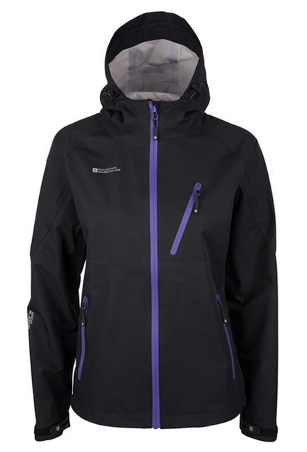 Active 3 Layer Extreme Women's Waterproof Jacket from Mountain Warehouse