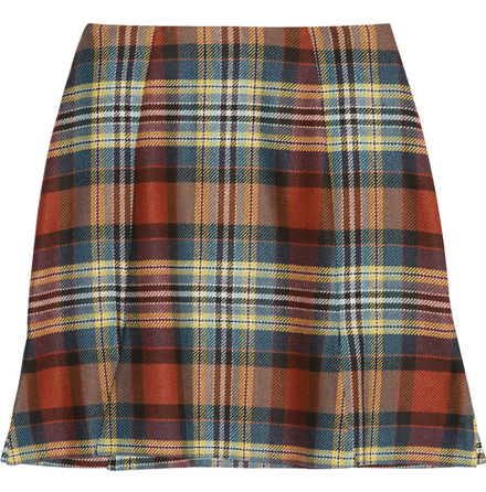 Rocket Tartan Mini Skirt from Vivienne Westwood