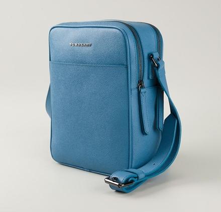 f227383ccbdf For Men  Burberry London Leather Crossbody Bag